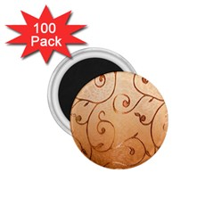 Texture Material Textile Gold 1.75  Magnets (100 pack)