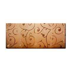 Texture Material Textile Gold Cosmetic Storage Cases
