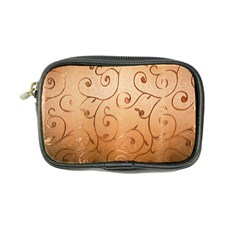 Texture Material Textile Gold Coin Purse