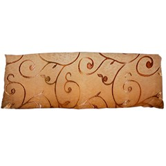 Texture Material Textile Gold Body Pillow Case Dakimakura (two Sides)
