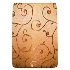 Texture Material Textile Gold Flap Covers (s)