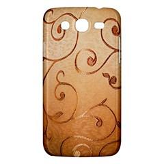 Texture Material Textile Gold Samsung Galaxy Mega 5 8 I9152 Hardshell Case