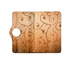 Texture Material Textile Gold Kindle Fire Hdx 8 9  Flip 360 Case
