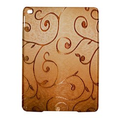 Texture Material Textile Gold Ipad Air 2 Hardshell Cases