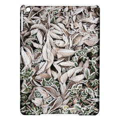 Ice Leaves Frozen Nature Ipad Air Hardshell Cases