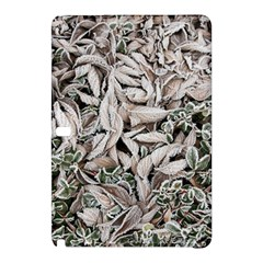 Ice Leaves Frozen Nature Samsung Galaxy Tab Pro 12 2 Hardshell Case