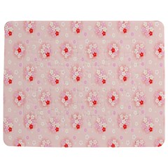 Flower Arrangements Season Pink Jigsaw Puzzle Photo Stand (Rectangular)