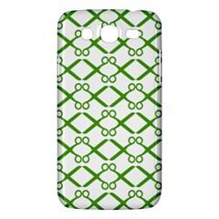 Scissor Green Samsung Galaxy Mega 5.8 I9152 Hardshell Case
