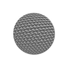 Mandelbuld 3d Metalic Magnet 3  (round)