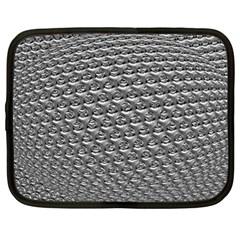 Mandelbuld 3d Metalic Netbook Case (large)