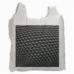 Mandelbuld 3d Metalic Recycle Bag (two Side)