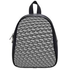 Mandelbuld 3d Metalic School Bags (small)