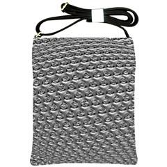Mandelbuld 3d Metalic Shoulder Sling Bags