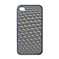 Mandelbuld 3d Metalic Apple Iphone 4 Case (black)
