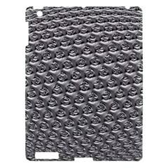 Mandelbuld 3d Metalic Apple Ipad 3/4 Hardshell Case