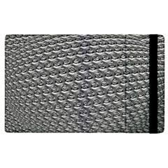 Mandelbuld 3d Metalic Apple iPad 2 Flip Case