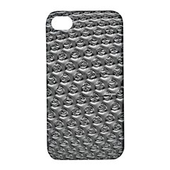 Mandelbuld 3d Metalic Apple Iphone 4/4s Hardshell Case With Stand