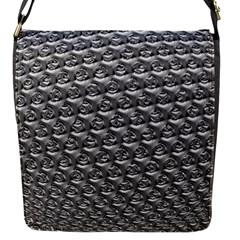 Mandelbuld 3d Metalic Flap Messenger Bag (s)