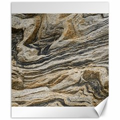 Rock Texture Background Stone Canvas 8  x 10