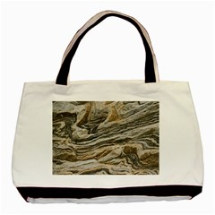 Rock Texture Background Stone Basic Tote Bag (two Sides)