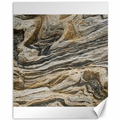 Rock Texture Background Stone Canvas 11  X 14