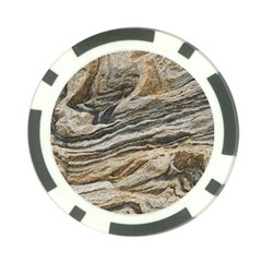 Rock Texture Background Stone Poker Chip Card Guard