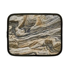 Rock Texture Background Stone Netbook Case (small)