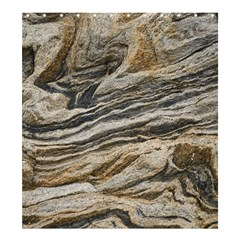 Rock Texture Background Stone Shower Curtain 66  X 72  (large)