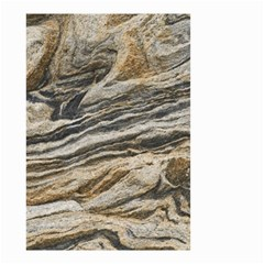 Rock Texture Background Stone Small Garden Flag (Two Sides)