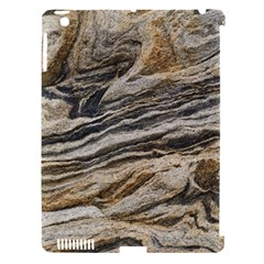 Rock Texture Background Stone Apple iPad 3/4 Hardshell Case (Compatible with Smart Cover)
