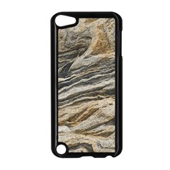 Rock Texture Background Stone Apple Ipod Touch 5 Case (black)