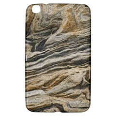 Rock Texture Background Stone Samsung Galaxy Tab 3 (8 ) T3100 Hardshell Case