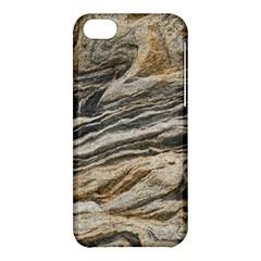 Rock Texture Background Stone Apple Iphone 5c Hardshell Case