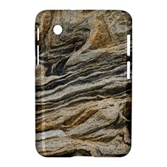 Rock Texture Background Stone Samsung Galaxy Tab 2 (7 ) P3100 Hardshell Case