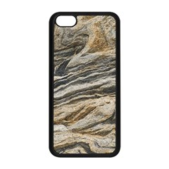 Rock Texture Background Stone Apple Iphone 5c Seamless Case (black)