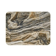 Rock Texture Background Stone Double Sided Flano Blanket (mini)