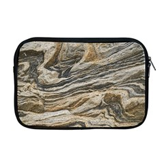 Rock Texture Background Stone Apple Macbook Pro 17  Zipper Case
