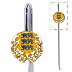 Coat of Arms of Estonia Book Mark