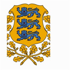 Coat of Arms of Estonia Large Garden Flag (Two Sides)