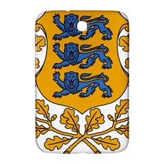 Coat of Arms of Estonia Samsung Galaxy Note 8.0 N5100 Hardshell Case