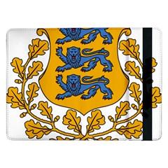 Coat of Arms of Estonia Samsung Galaxy Tab Pro 12.2  Flip Case