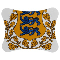 Coat of Arms of Estonia Jigsaw Puzzle Photo Stand (Bow)