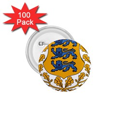 Coat of Arms of Estonia 1.75  Buttons (100 pack)