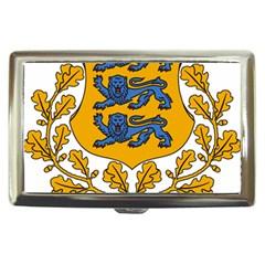 Coat of Arms of Estonia Cigarette Money Cases
