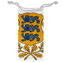 Coat of Arms of Estonia Jewelry Bag