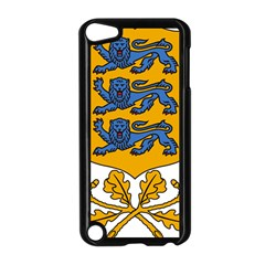 Coat of Arms of Estonia Apple iPod Touch 5 Case (Black)