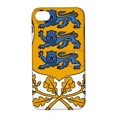 Coat of Arms of Estonia Apple iPhone 4/4S Hardshell Case with Stand