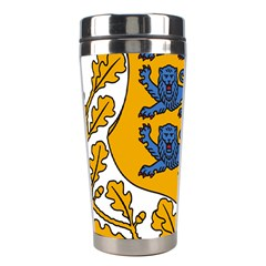 Coat of Arms of Estonia Stainless Steel Travel Tumblers