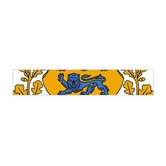 Coat of Arms of Estonia Flano Scarf (Mini)