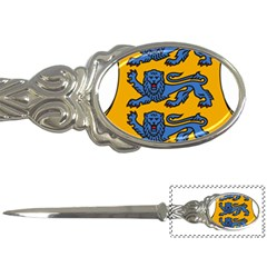 Lesser Arms of Estonia  Letter Openers